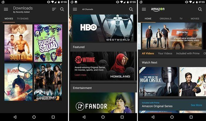 Top 20 Best Video Streaming Apps for Android Device in