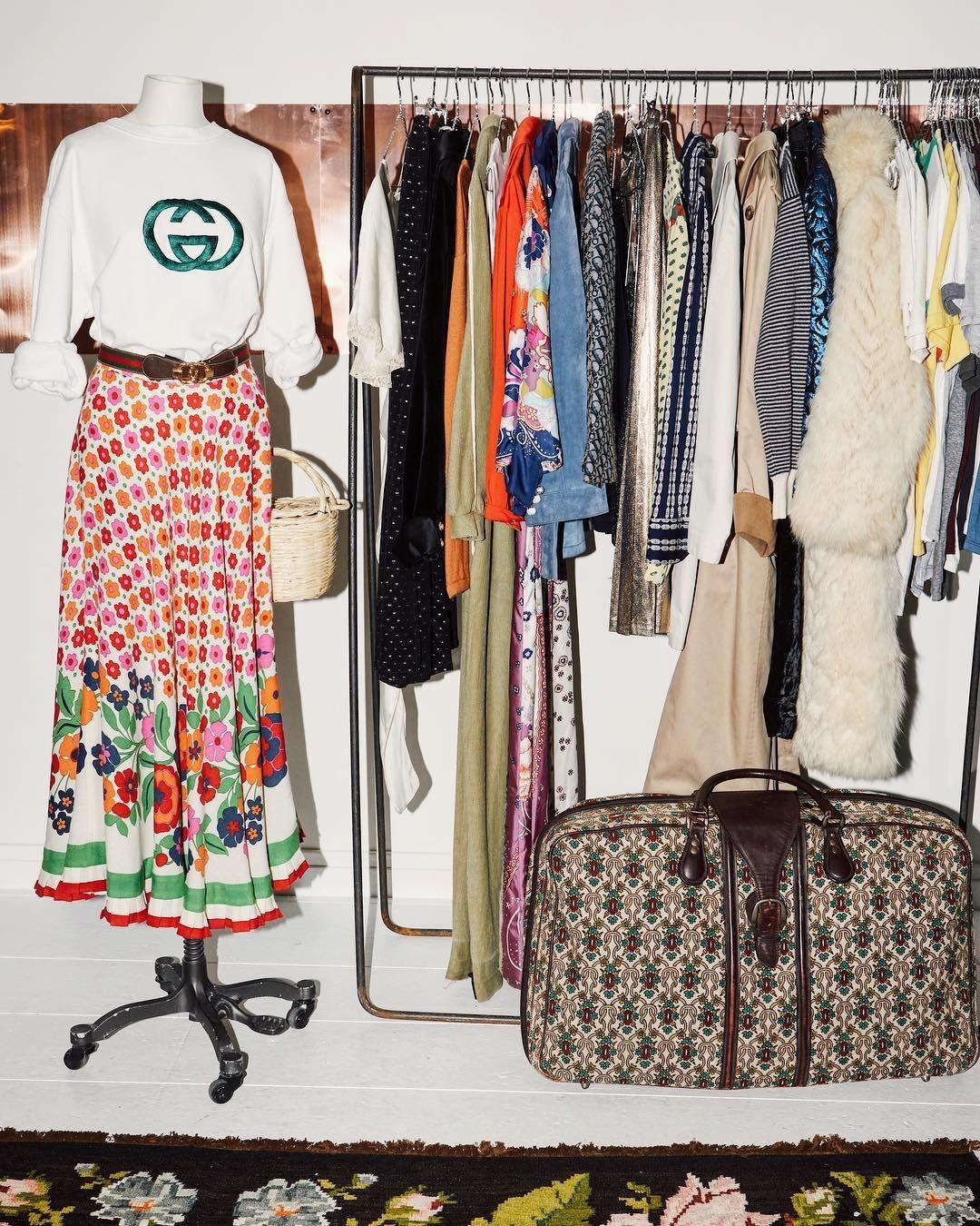 Shop The 23 Best Online Vintage Clothing Stores Whowhatwear Vintage Clothing Stores Vintage Clothes Shop Online Shopping Clothes