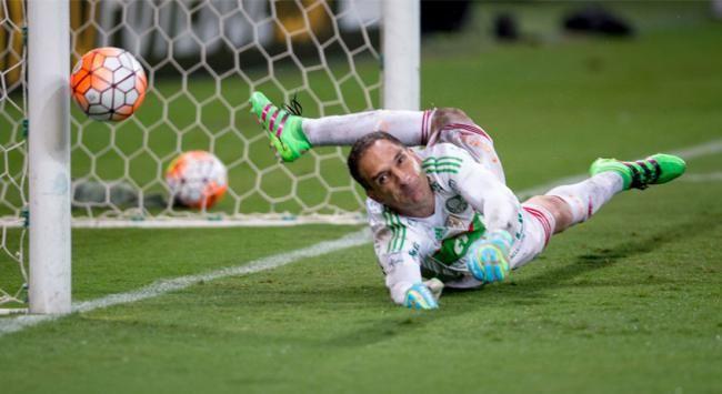 Palmeiras 2x0 Rosario Central - Copa Libertadores - graças à Fernando Prass