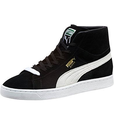 Suede Classic Mid Men's Sneakers: In 1968, the original PUMA