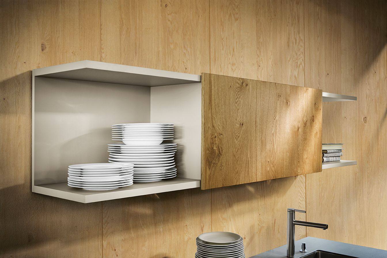 Material & Fronten  Hängeschrank küche, Küchen design, Haus küchen