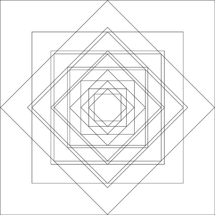 sacred geometry coloring pages - photo #40