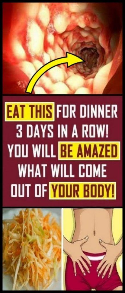 Eat This for Dinner 3 Days in a Row! You Will Be Amazed What…