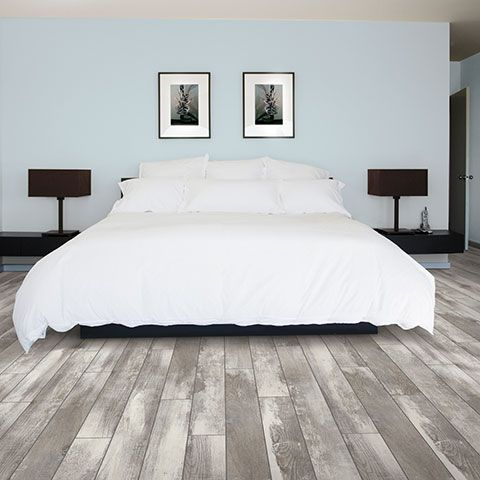 Perfect Iceland Oak Grey PERGO Portfolio Laminate Flooring | PERGOⓇ Flooring
