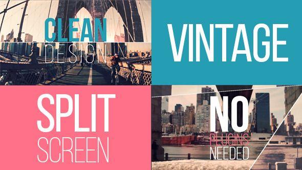 Vintage Split Screen Vintage Splits Screen