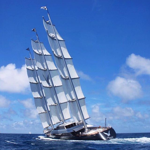 The One And Only Maltese Falcon Maltesefalcon Perininavi Perininavigroup Perininaviofficial Yachtmagazine With Images Sailing Yacht Sailing Ships Sailing