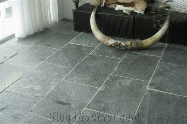 India Slate Floor Tiles Products