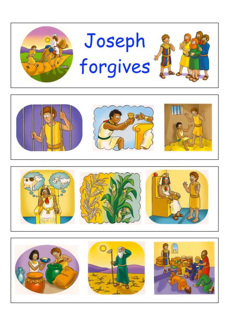 45 Joseph Forgives His Brothers LessonEng 010