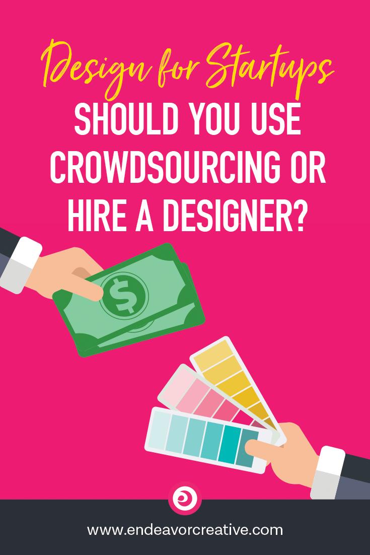 Crowdsourcing Design | Design For Startups Should You Use Crowdsourcing Or Hire A Designer