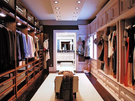 Sarah Jessica Parker S His And Her S Closet In Sex The City 2 I