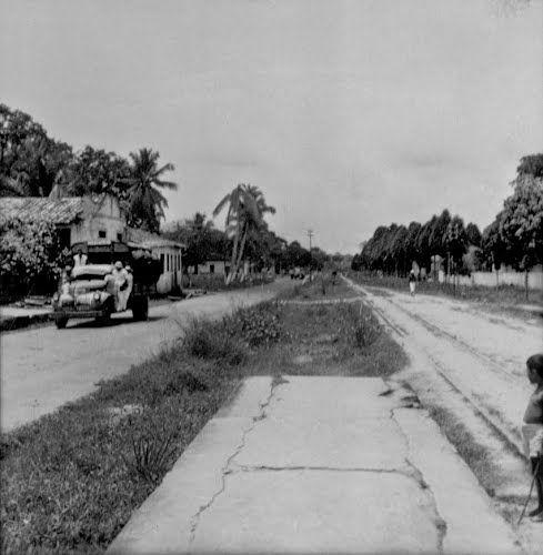 Estrada de Ferro de Belém Bragança, trecho de Marituba