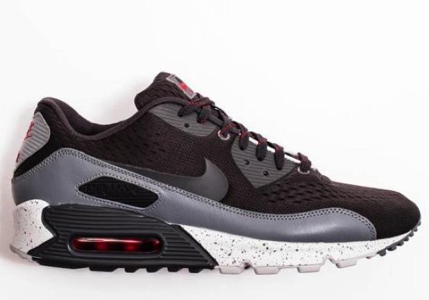 Nike x Air Max 90 EM – Black Cement 3 | Nike air max, Nike