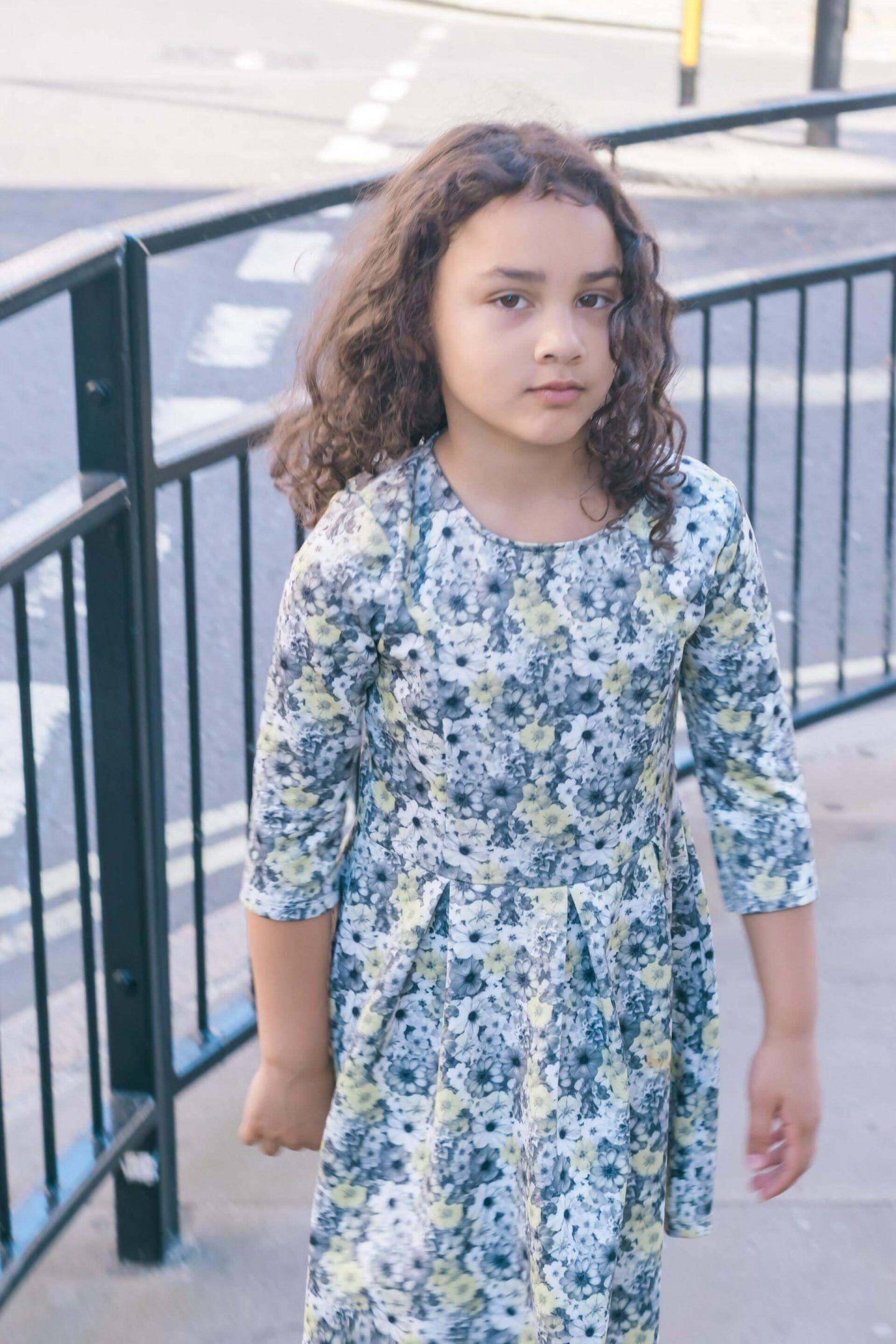Flower Dress - FNF Dress Girls Fashion, girls summer dress, Girls style, Kids Fashion, Girls FASHION Photography, The Inspiration Edit