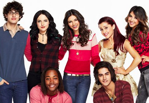 Victorious Cast Robbie Jade Tori Cat Trina Andre And Beck
