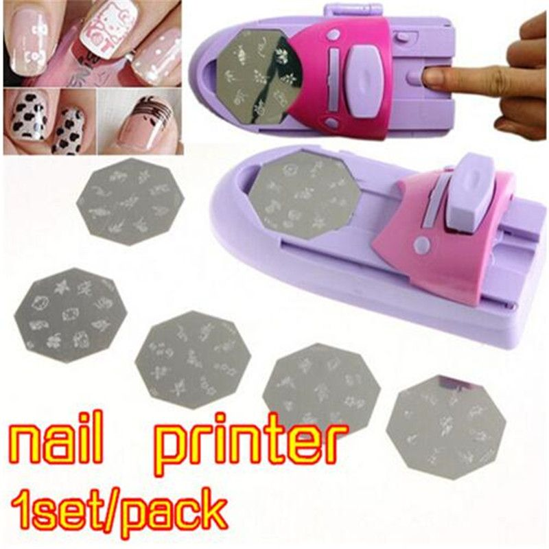 Machine Manicure Quality Nail Paint Directly From China Decoration Suppliers Diy Fashionable Design Kit