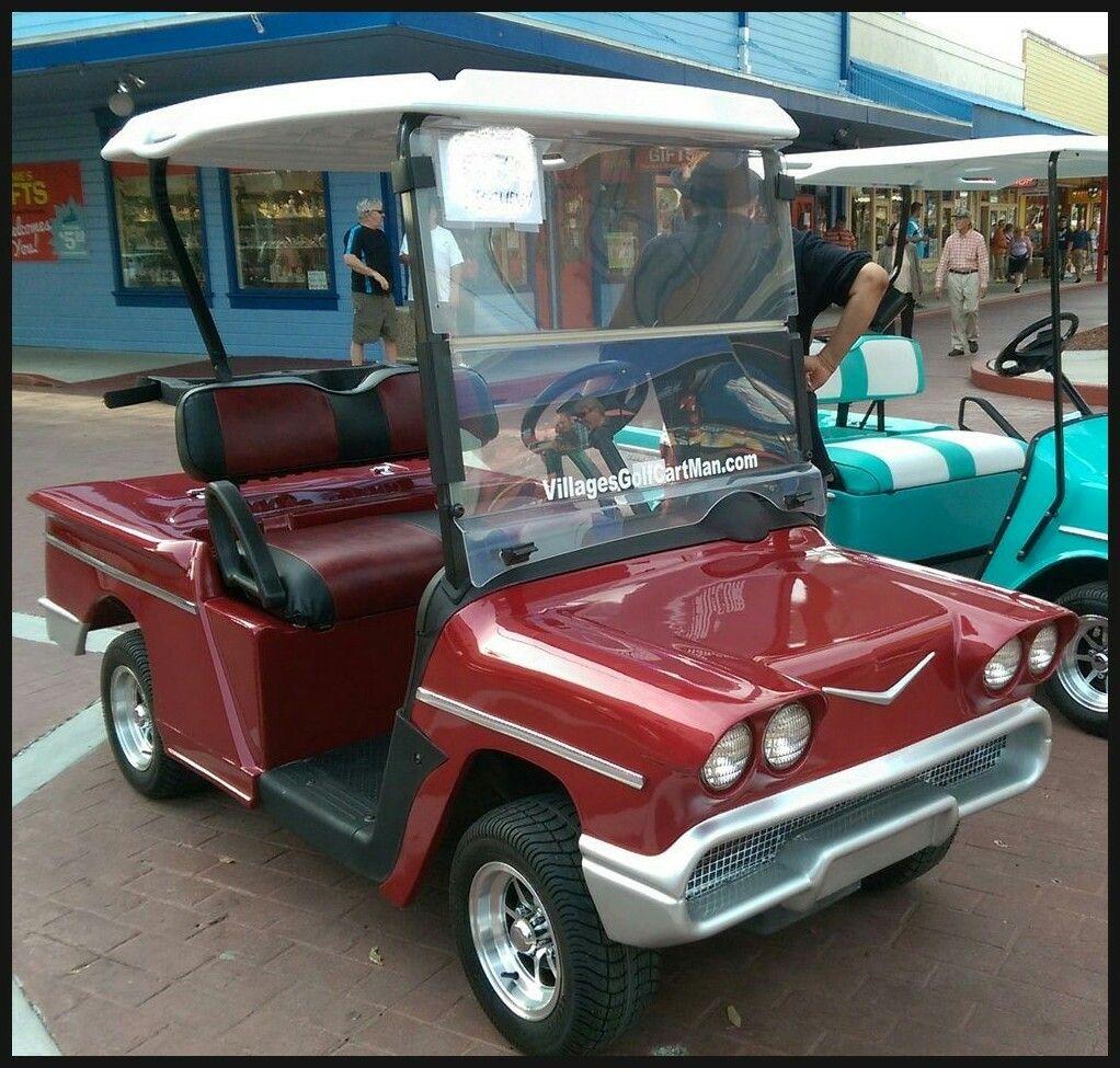 Impala 2009 chevy impala body kit : BRONCO -Custom Golf Cart BODY KIT fits Club Car DS or Yamaha ...