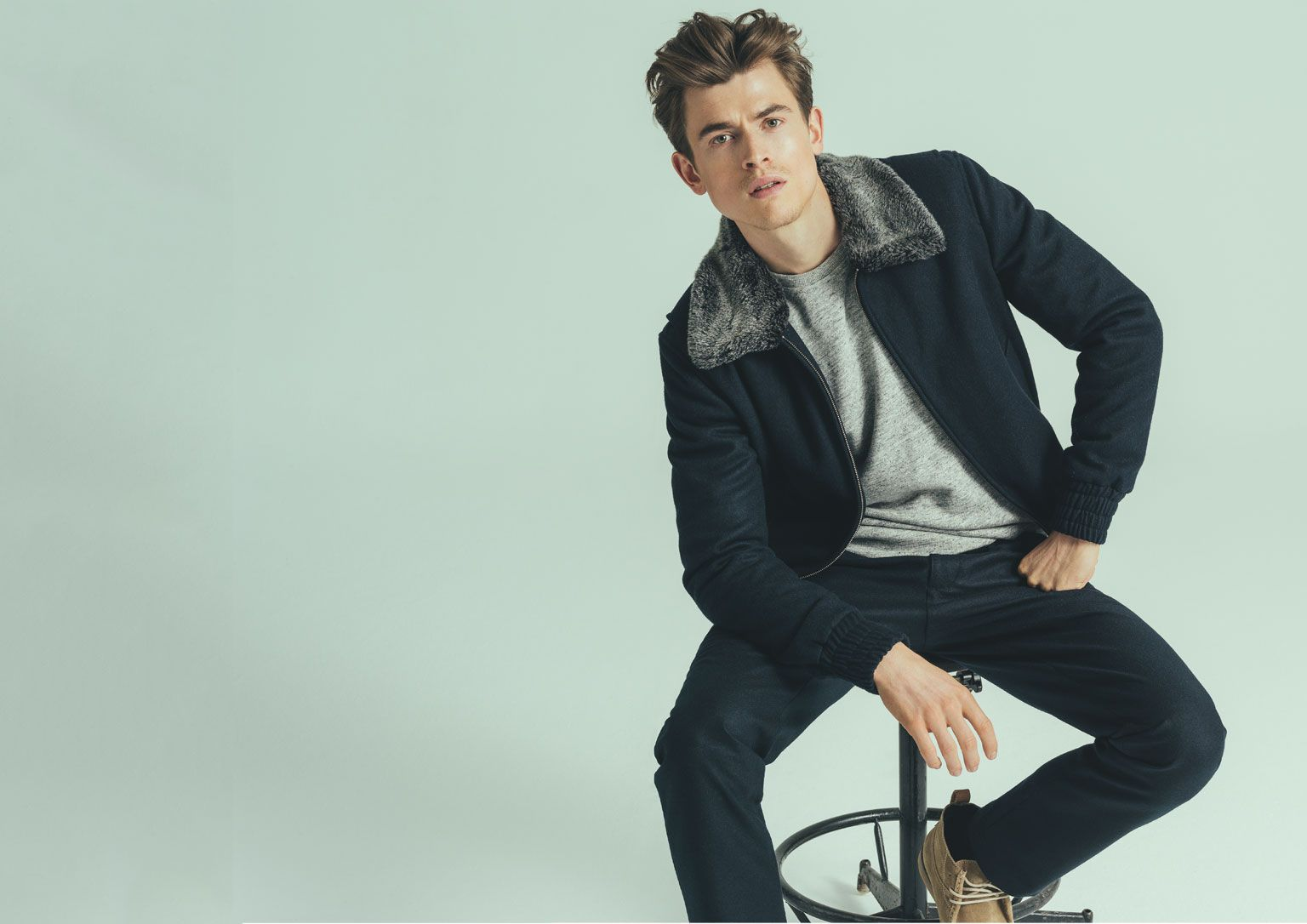 Jackets and coats for men- Autum - Winter 2015-2016 ...