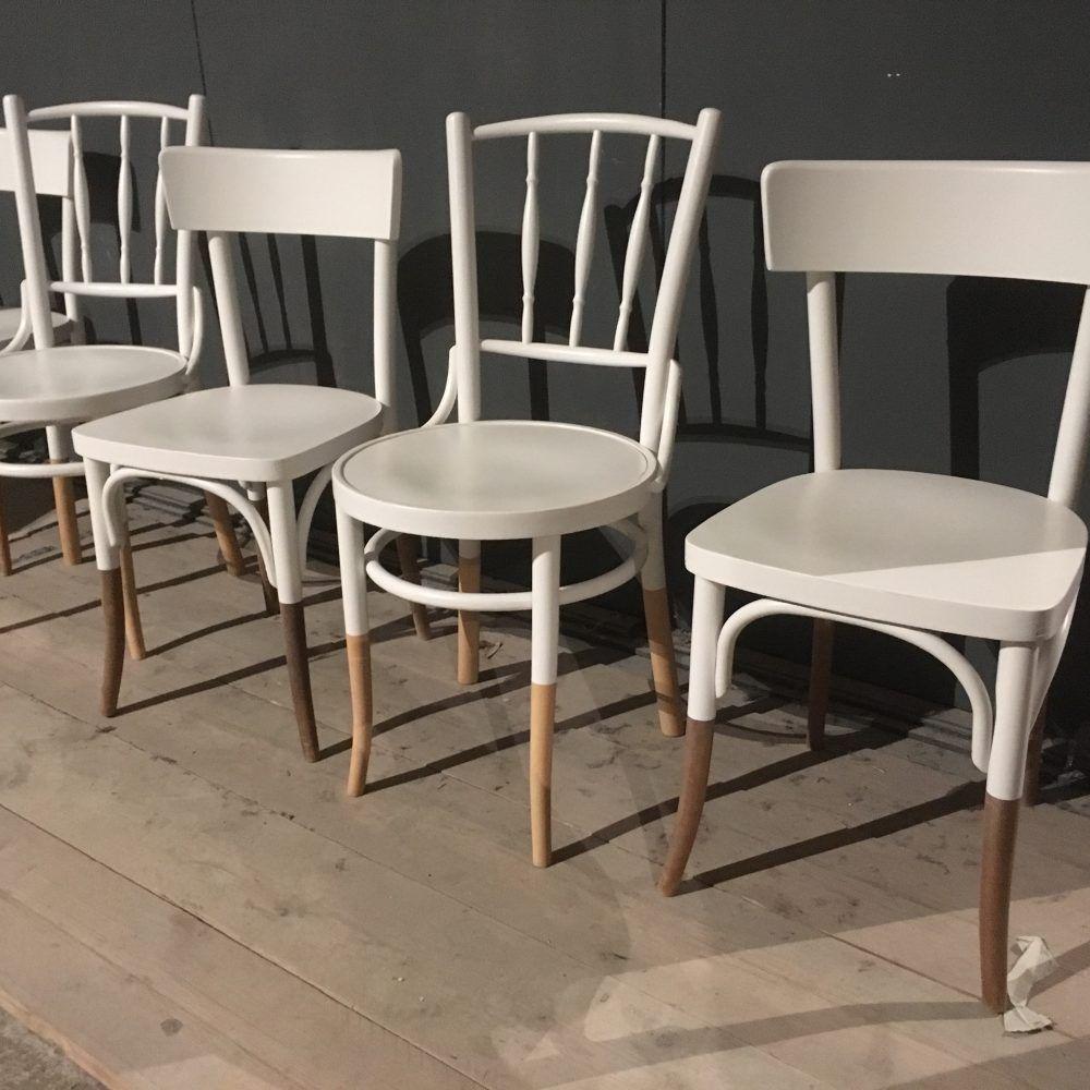Oude Opgeknapte Stoelen.Cafestoelen Voor Ieder Interieur Op Maat Gemaakt Chairs