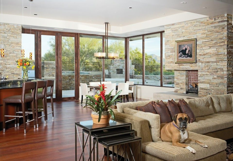 Living Room Interior Design - Signature's bespoke Timber ...
