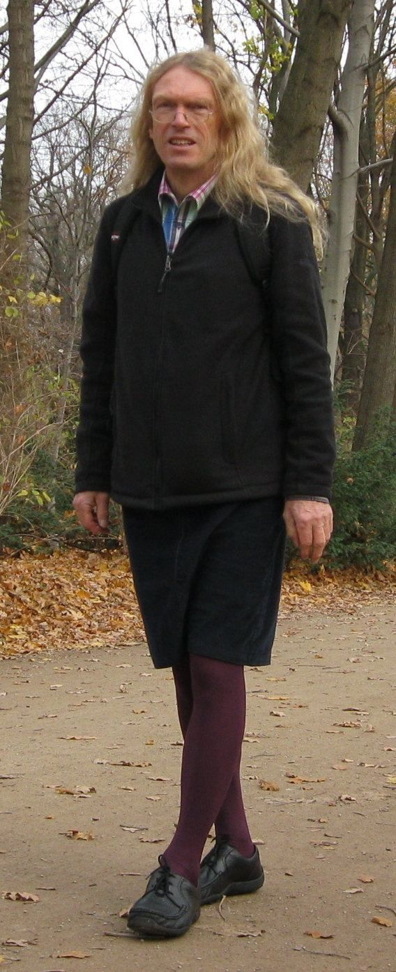 Is it wrong to cross-dress?
