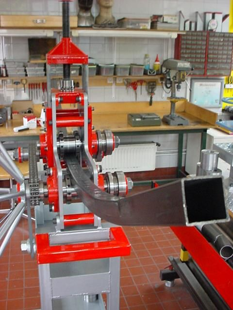Bender, Roller Tools, Ring Rollers