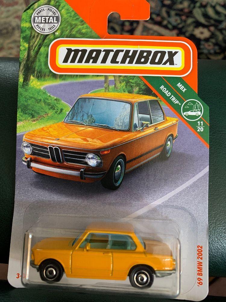 Matchbox MBX Superfast 2018 No 87 Austin Healey Roadster 1963 short blister card