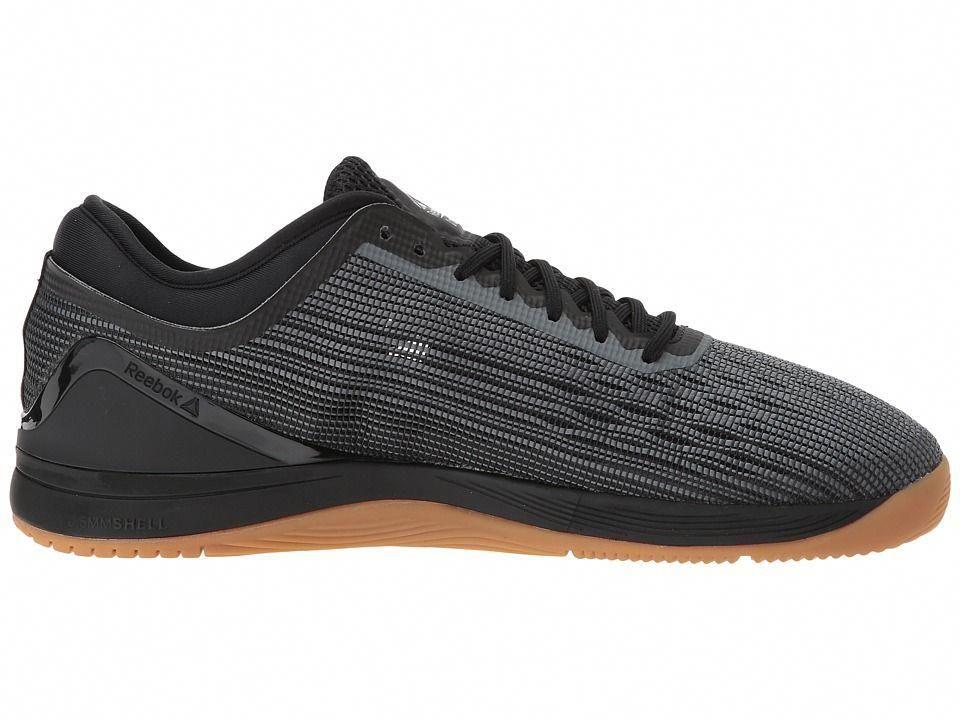 b354fa58a719b5 Reebok CrossFit(r) Nano 8.0 Men s Shoes Black Alloy Gum  crossfit ...