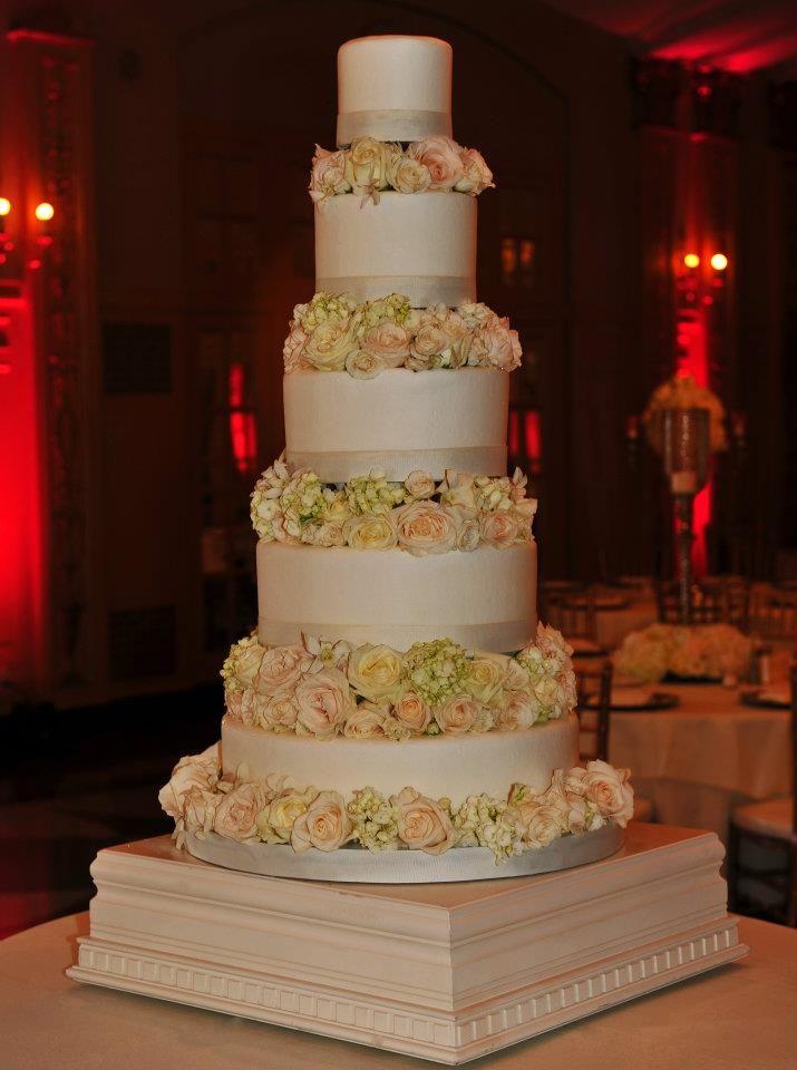 Cheesecake Wedding Cakes Kansas City