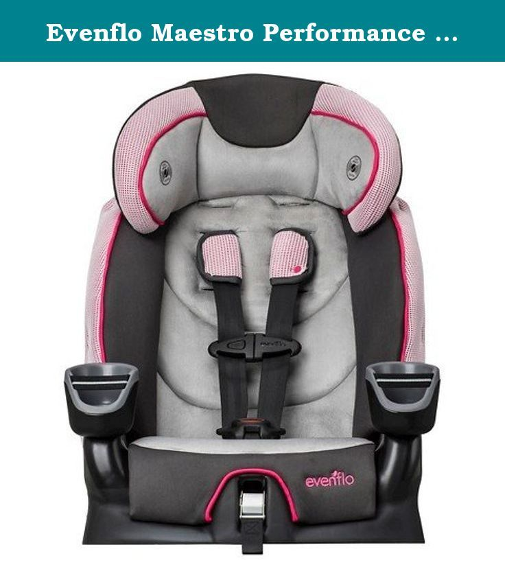 Evenflo Maestro Harness Booster Seat Car