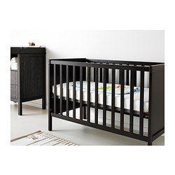 lit bebe noir