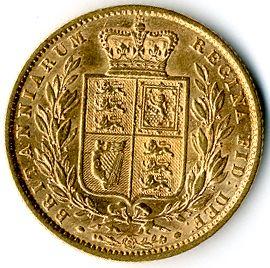 Great Britain; 1 sovereign Victoria, 917er gold, vz    Dealer  Karl Pfankuch & Co    Auction  Minimum Bid:  200.00EURO