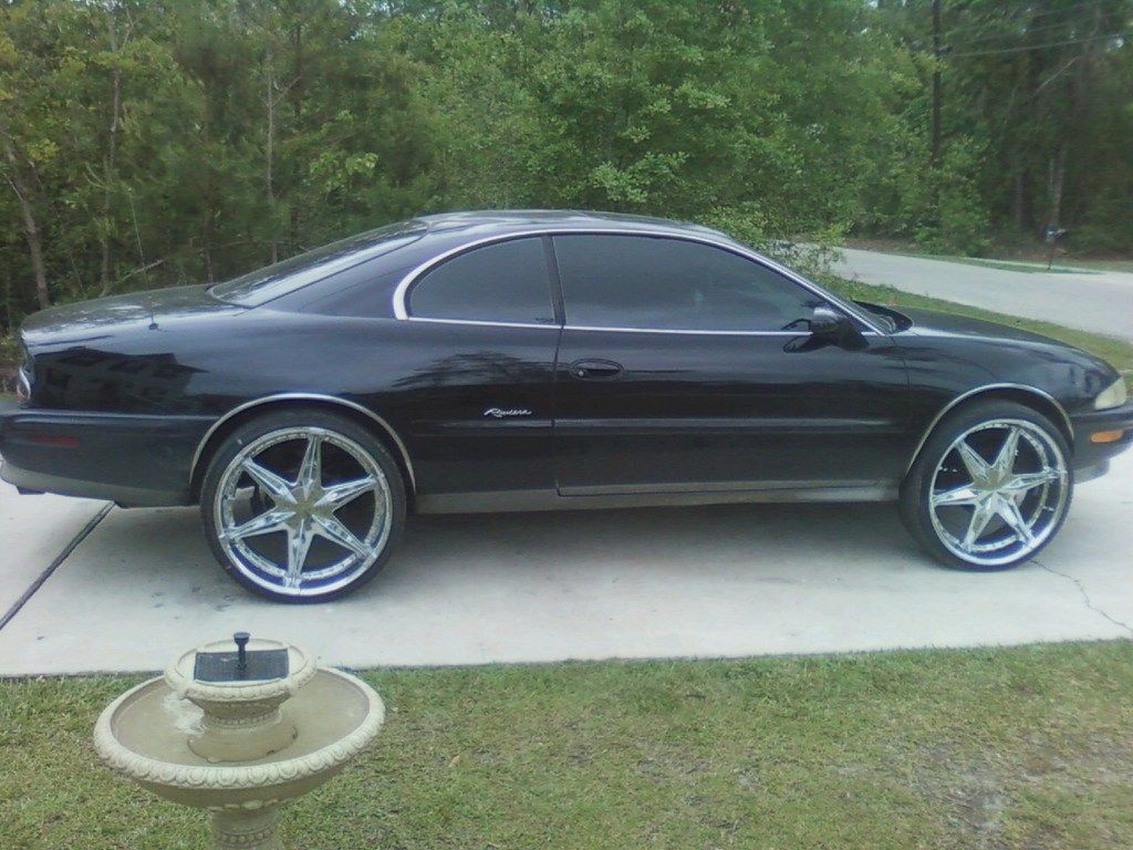 Buick Riviera 1995 Buick Riviera Mr 24s New Orleans La Owned
