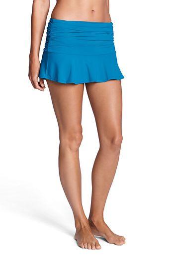 f06f8e6ce0 Women s Regular Beach Living Flounce Mini SwimMini - Turquoise Blue 10  Review Buy Now
