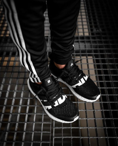 huge selection of db1ad b38f9 Undefeated x adidas Ultra Boost 4.0 'Black' UNDFTD B22480 ...