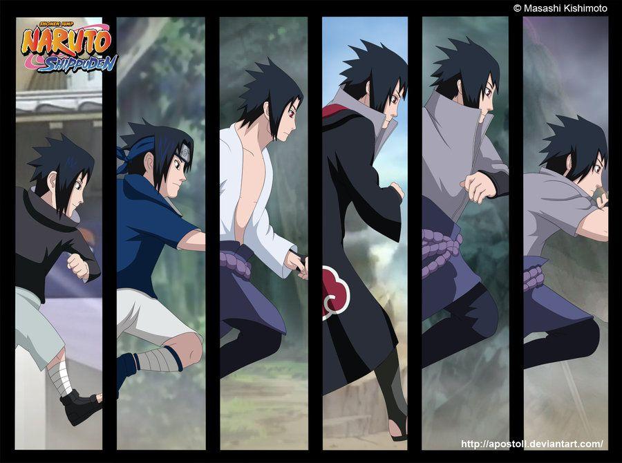 Uchiha Sasuke The Path To Darkness By Apostoll On Deviantart Uchiha Anime Naruto Sasuke