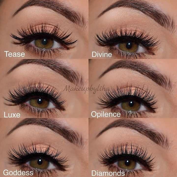 e4eba03d998 Lily lashes | Fierce Makeup in 2019 | Lily lashes, Lashes, Eyelashes