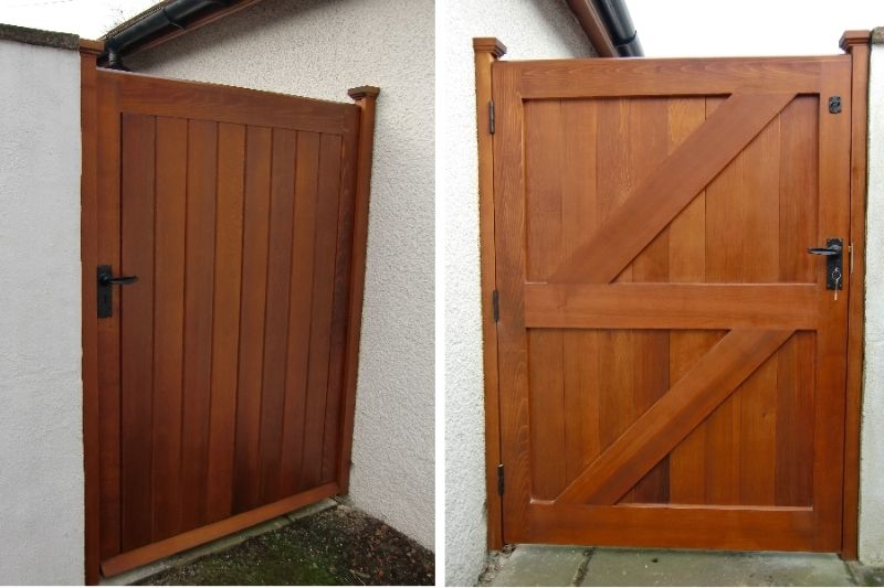garden timber gates for sale Google Search House Pinterest