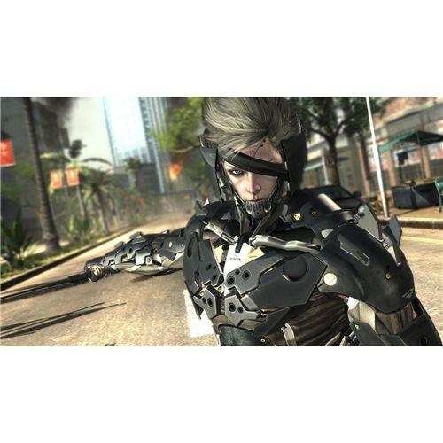 Raiden - MGS Rising: Revengeance