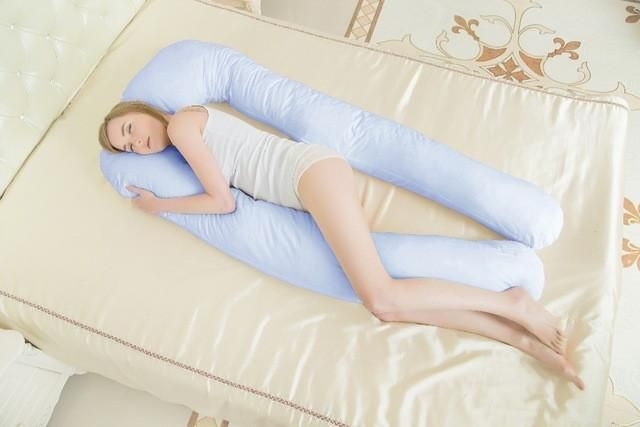 Human Shaped Body Pillow.U Shaped Body Pillow Pregnancy Must Have Accessories