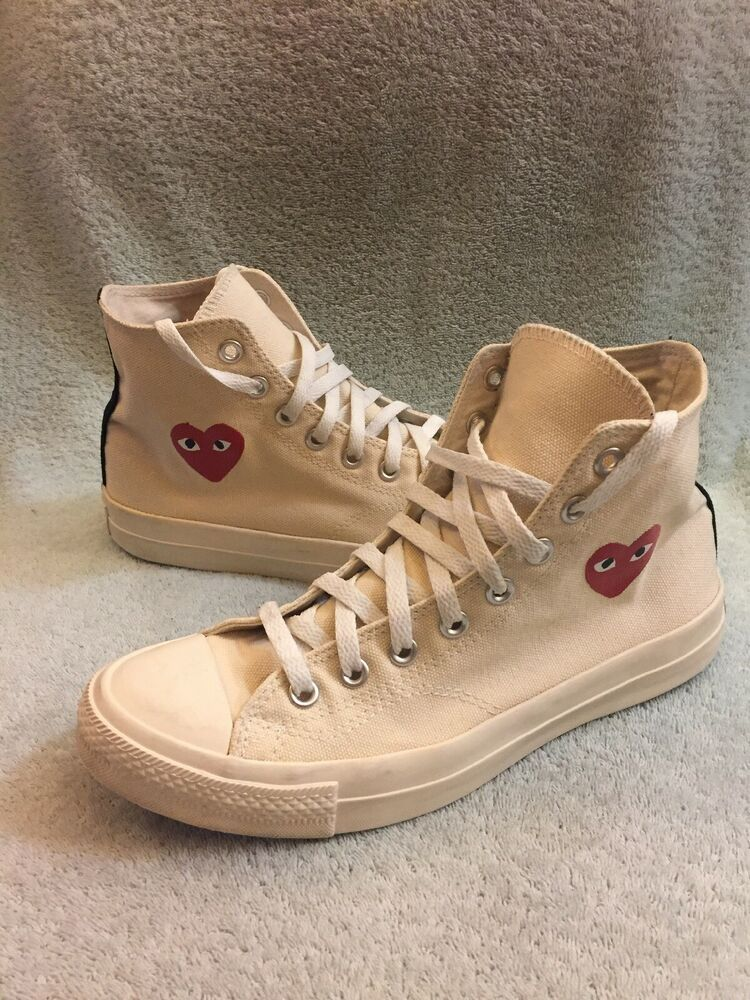Play Play SponsoredConverse CDG des eBay Comme Garcons ucT3lFJ5K1