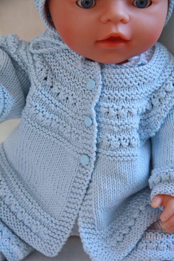 Knitting For 18 Dolls Doll Knitting Pattern Fits 17 18 Dolls