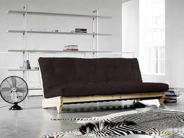 Fresh Sofa Drewniana Z Materacem Futon Karup Meble