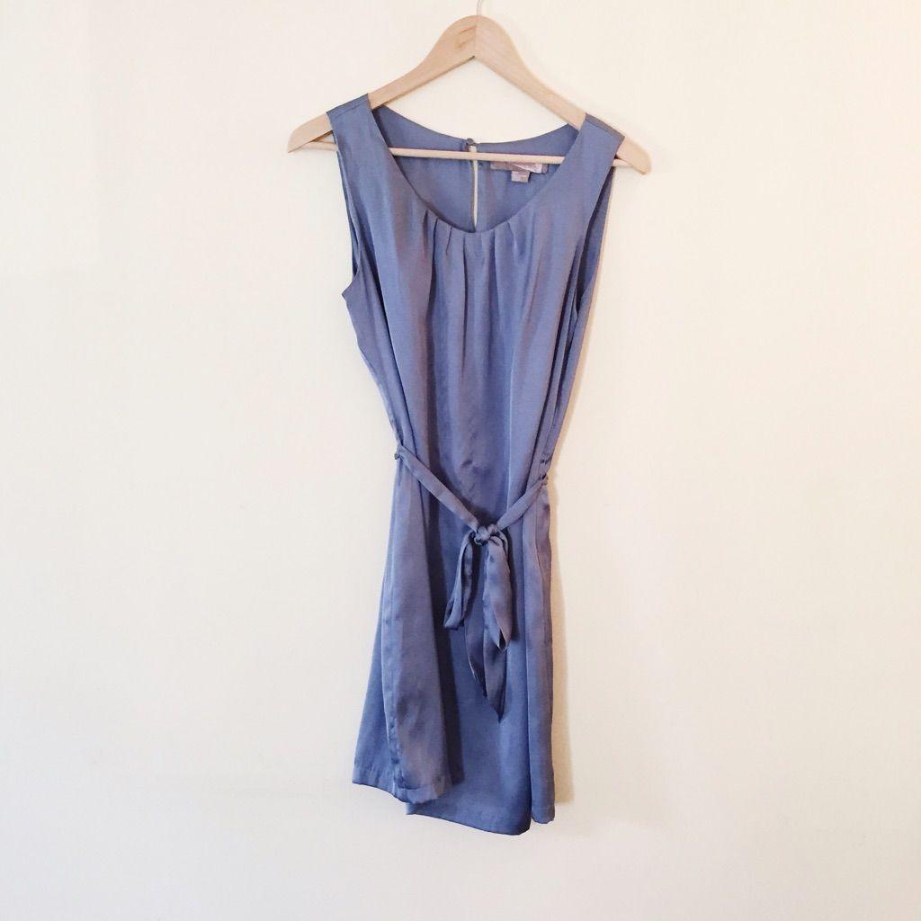 21 | Slate Blue Dress