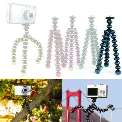 Pied flexible pour appareil photo