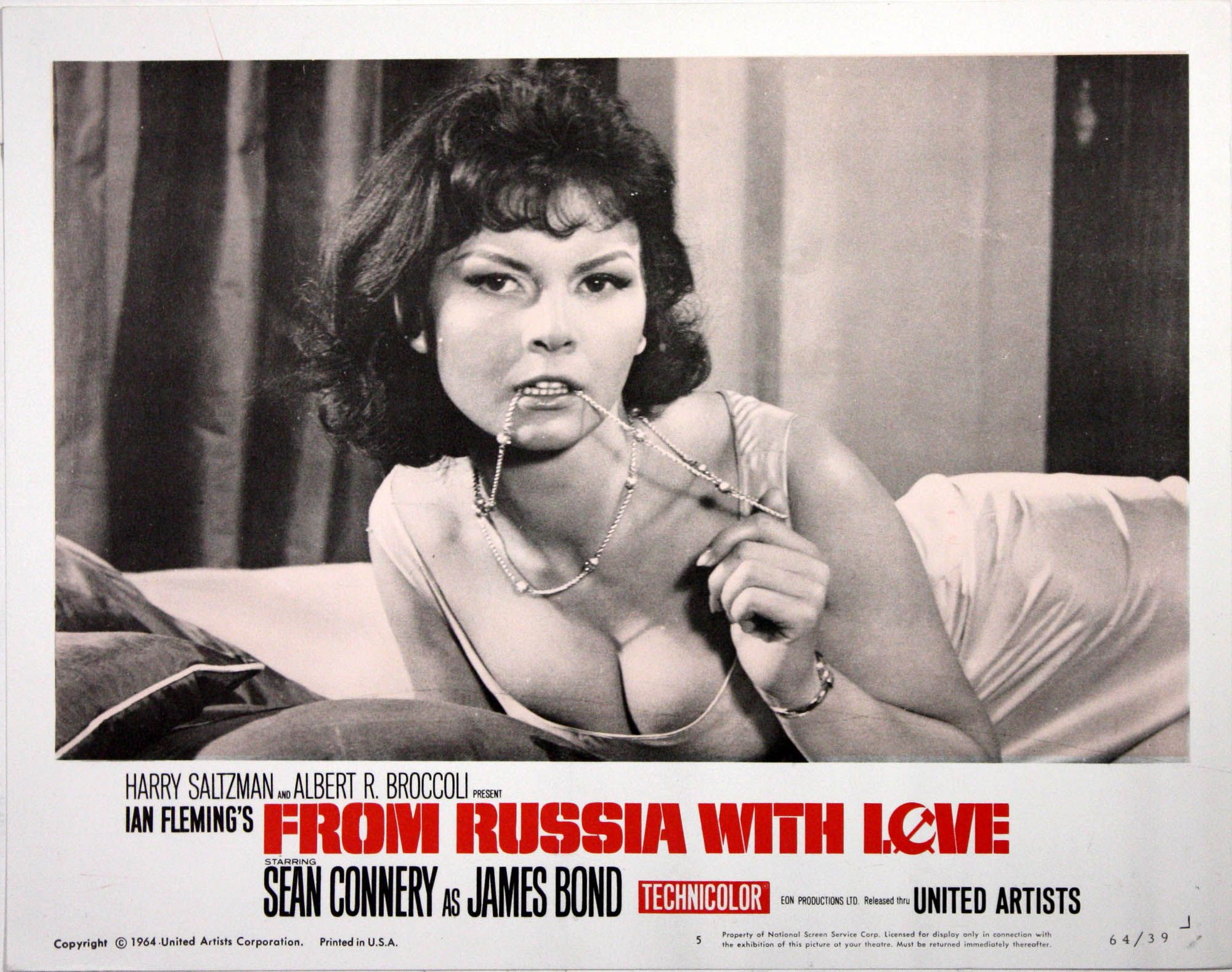 russia with russian in From love