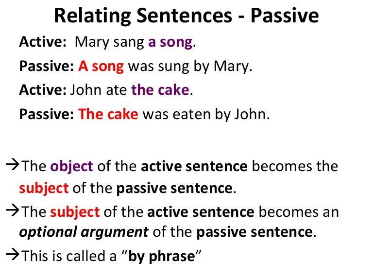 Worksheets 1000 Active Passive Sentences 1000 images about english lessons on pinterest armor relating sentences passive active mary sang a song was
