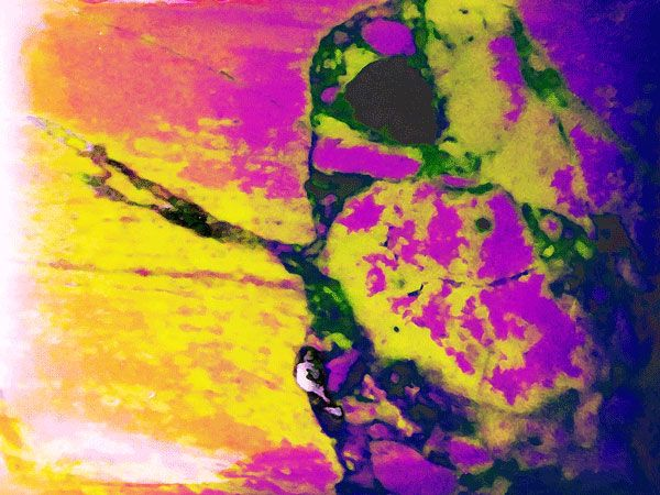 """""""and"""" abstract photographic art by Maveve"""