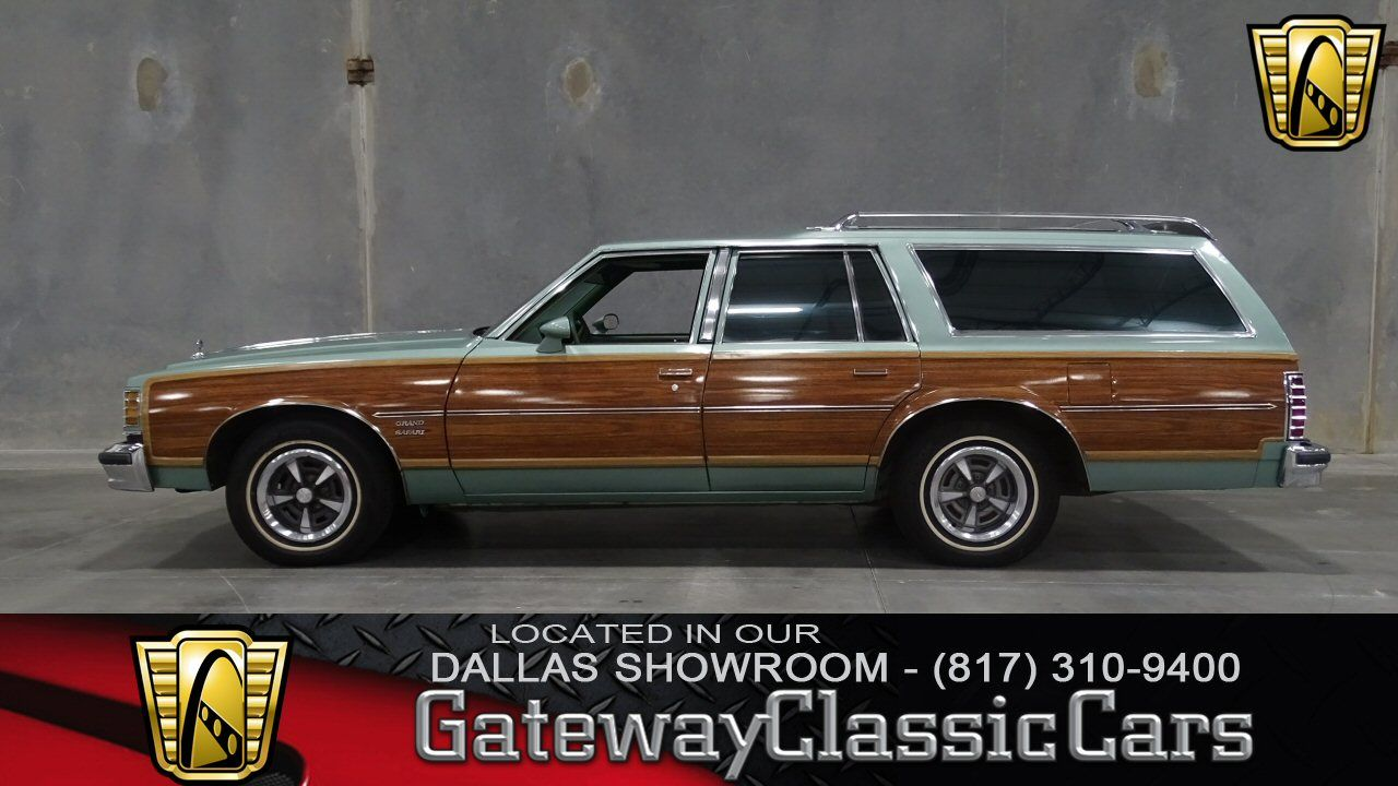 Grand Safari wagon, 400 4bbl V8/TH400 Auto | TangoWagons | Pinterest ...