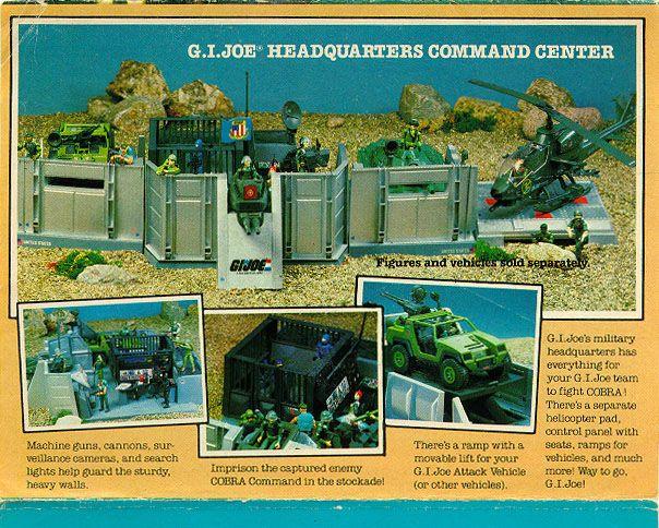 Vintage GI JOE 1983 catalogue