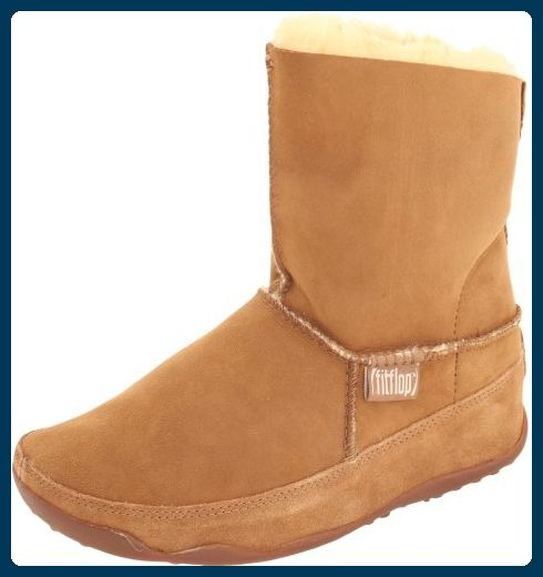 wholesale dealer 54049 822ed Fitwear Mukluk 041 047 080, Damen, Stiefel, Beige (Chestnut ...